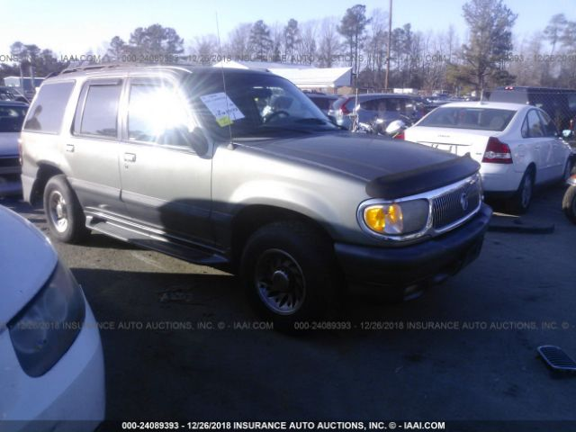 click here to view 2001 MERCURY MOUNTAINEER at IBIDSAFELY