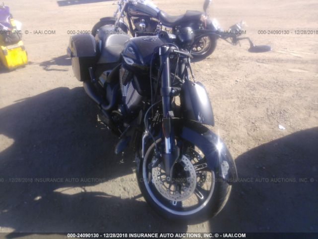 click here to view 2014 VICTORY MOTORCYCLES CROSS ROADS at IBIDSAFELY