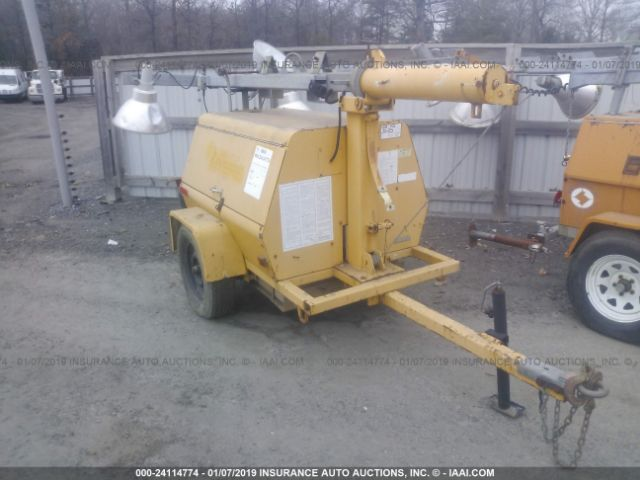 1998 TEREX PORTABLE LIGHT TOWER - Small image. Stock# 24114774