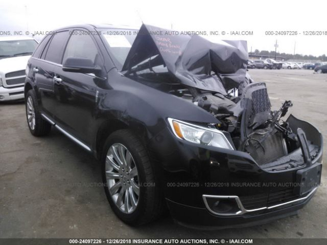 2013 LINCOLN MKX - Small image. Stock# 24097226