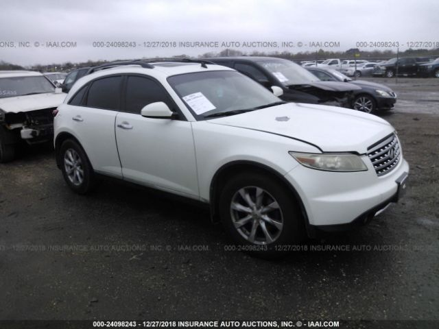 click here to view 2006 INFINITI FX35 at IBIDSAFELY