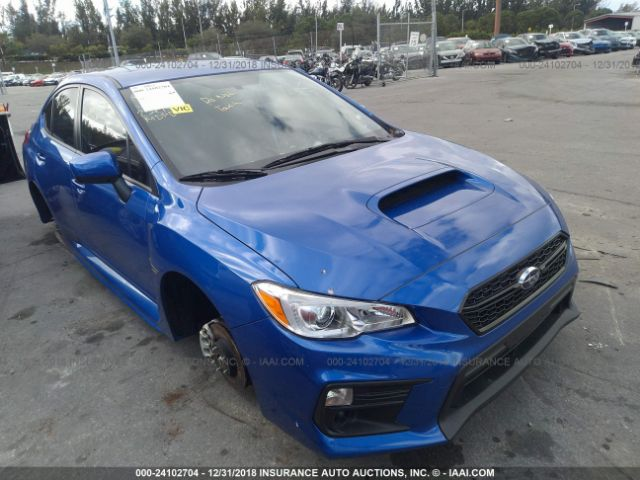 click here to view 2018 SUBARU WRX at IBIDSAFELY