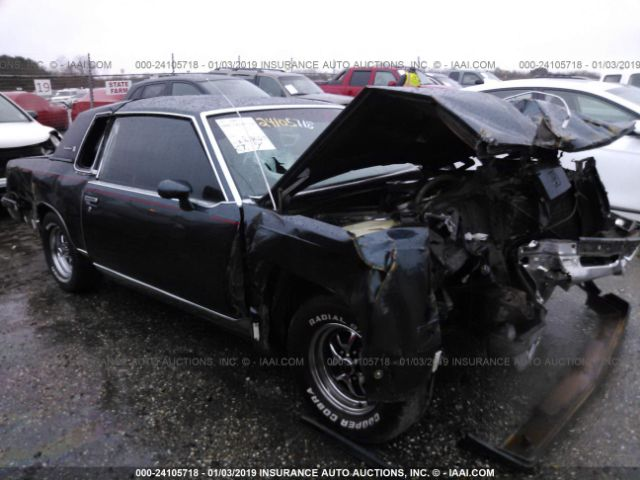 click here to view 1987 OLDSMOBILE CUTLASS SUPREME at IBIDSAFELY