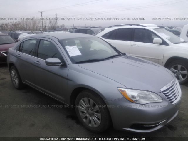 click here to view 2014 CHRYSLER 200 at IBIDSAFELY