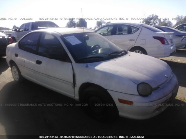 click here to view 1999 PLYMOUTH NEON at IBIDSAFELY