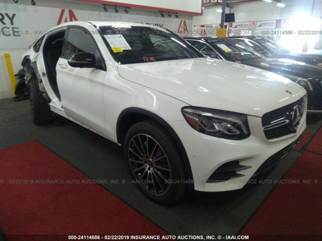 click here to view 2019 MERCEDES-BENZ GLC COUPE at IBIDSAFELY
