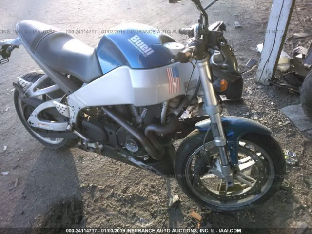2003 BUELL LIGHTNING - Small image. Stock# 24114717