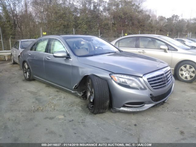 2014 MERCEDES-BENZ S - Small image. Stock# 24116037