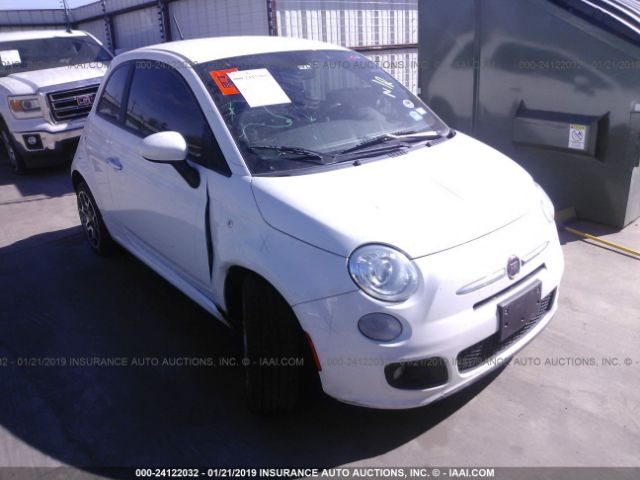 click here to view 2013 FIAT 500 at IBIDSAFELY