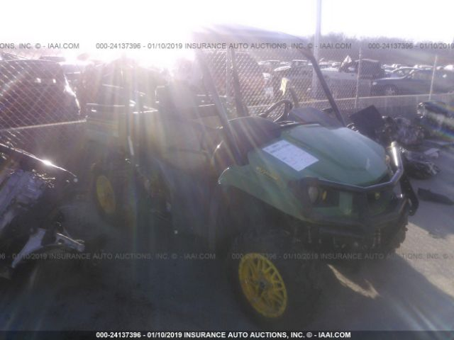 click here to view 2018 JOHN DEERE 550 XUV at IBIDSAFELY