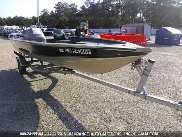2000 TRACKER BOAT - Small image. Stock# 24155184