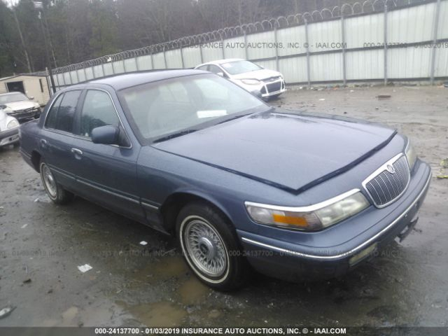 1997 MERCURY GRAND MARQUIS - Small image. Stock# 24137700