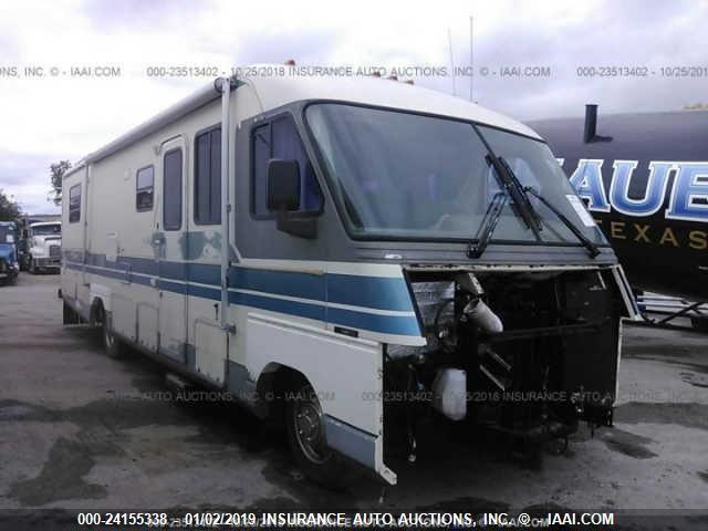 1991 CHEVROLET P30 - Used Car Auction - Car Export | AuctionXM