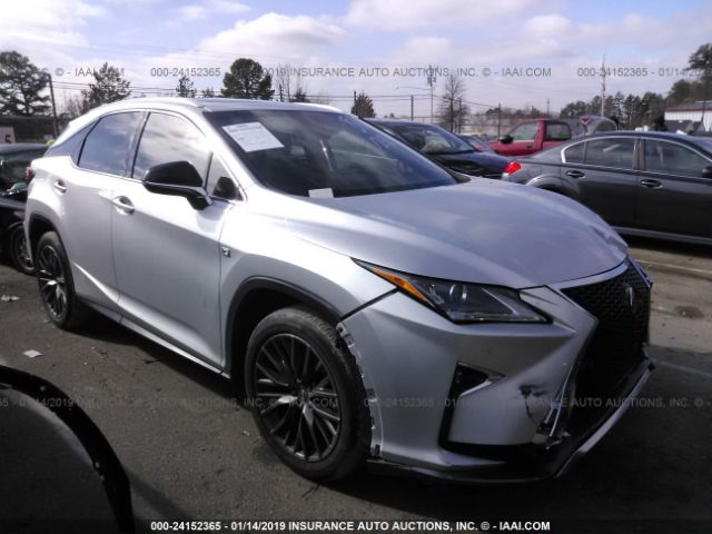 click here to view 2016 LEXUS RX at IBIDSAFELY