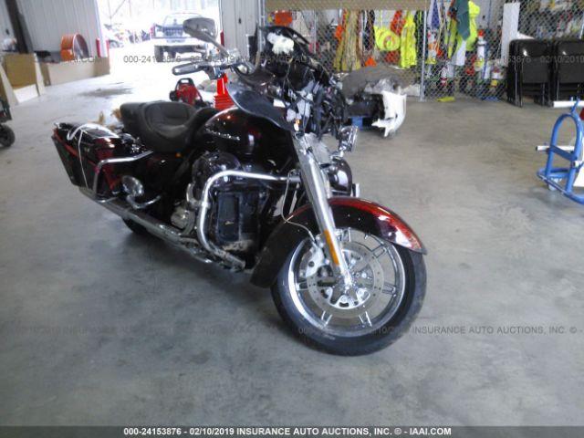 Harley-davidson Flhtkse