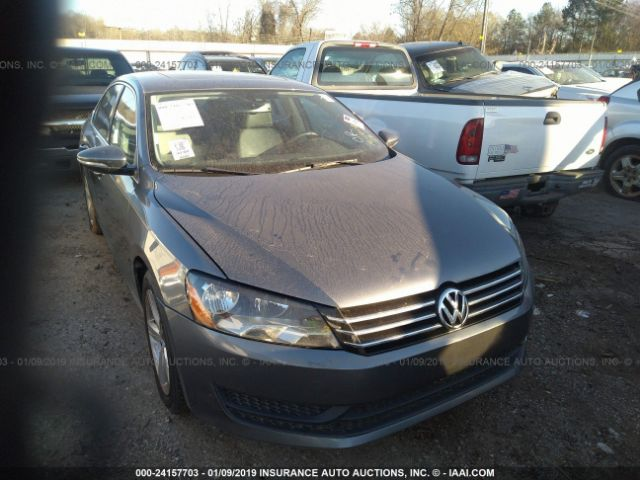 click here to view 2012 VOLKSWAGEN PASSAT at IBIDSAFELY
