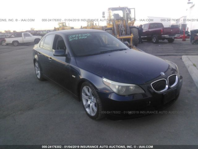 2005 BMW 545 - Small image. Stock# 24176302