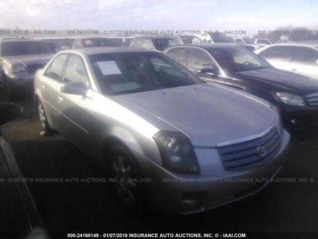 click here to view 2005 CADILLAC CTS at IBIDSAFELY