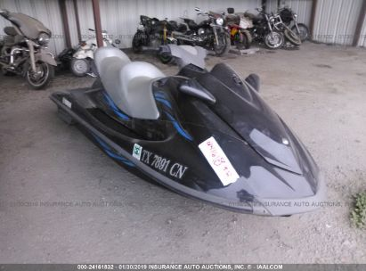 Salvage 2014 YAMAHA PERSONAL WATERCRAFT for sale