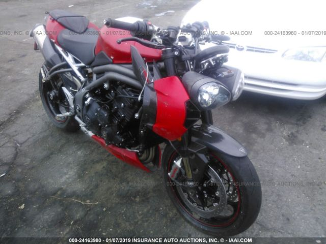 click here to view 2019 TRIUMPH SPDTRPLRS at IBIDSAFELY