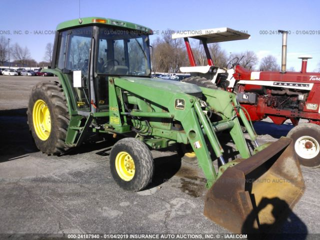 click here to view 2000 JOHN DEERE 6310 at IBIDSAFELY
