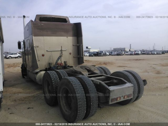 Salvage Title 1997 Peterbilt 379 6 For Sale in Hawley TX