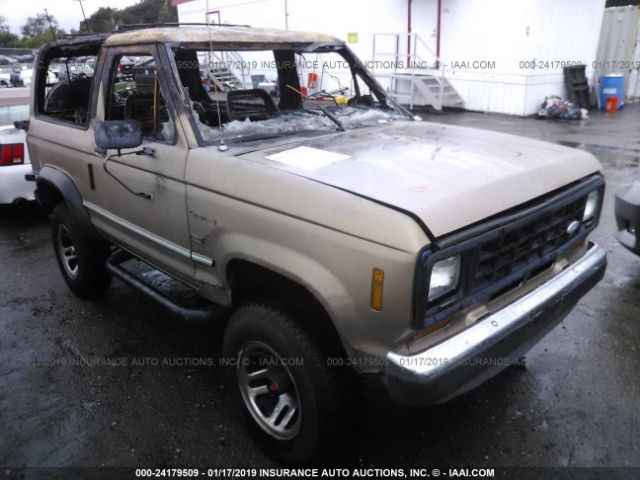 1986 FORD BRONCO II - Small image. Stock# 24179509