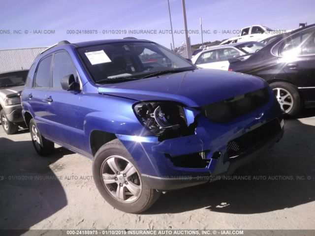 click here to view 2009 KIA SPORTAGE at IBIDSAFELY