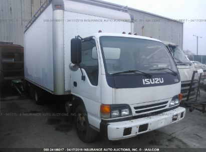 Salvage 2003 ISUZU NPR for sale