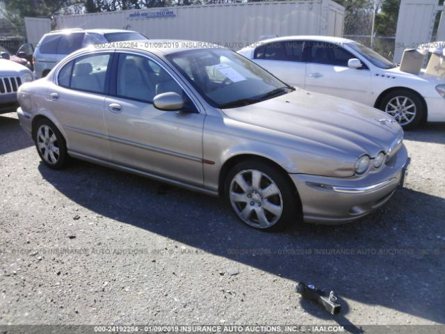 click here to view 2005 JAGUAR X-TYPE at IBIDSAFELY