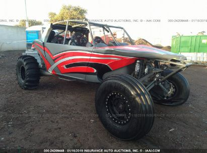 Salvage 2015 RACER BULLETSAND4 for sale