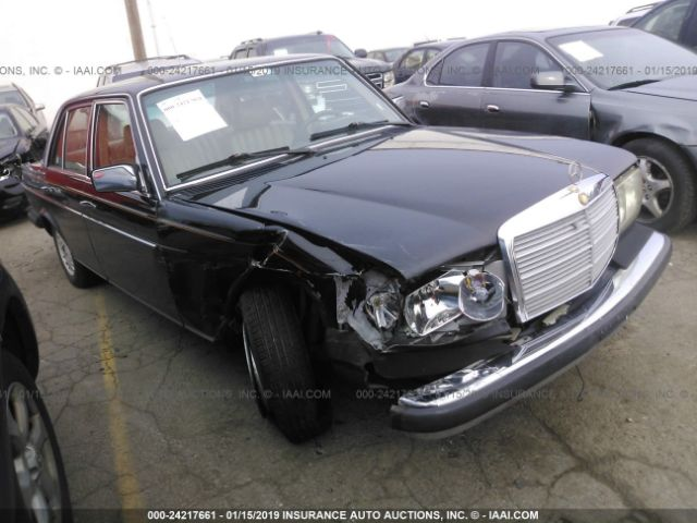 click here to view 1983 M BENZ 240 at IBIDSAFELY