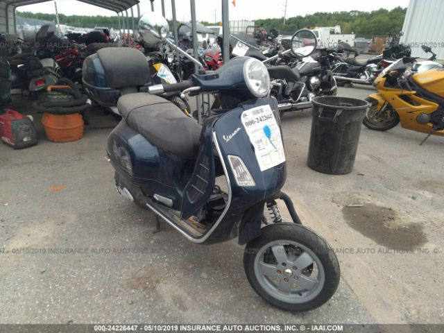 click here to view 2008 VESPA GRANTURISMO at IBIDSAFELY