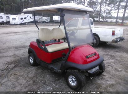 Salvage 2004 CLUBCAR PRECEDENCE IQ for sale