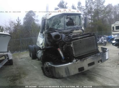 Salvage 2007 FREIGHTLINER CONVENTIONAL for sale