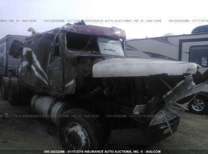 Salvage 1993 FREIGHTLINER FLD for sale