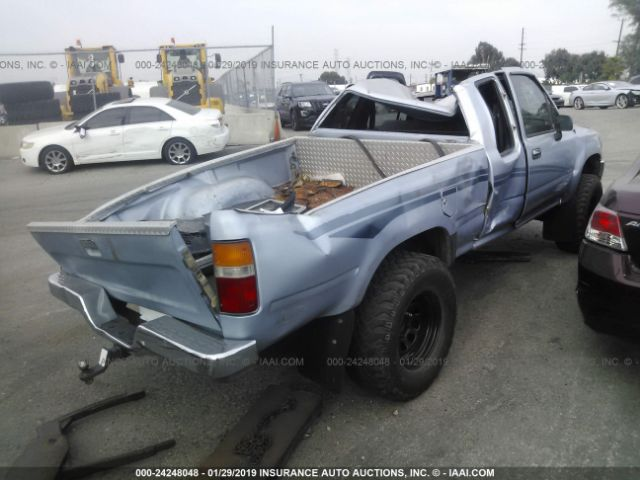 Salvage Title 1990 Toyota Pickup 2 9L For Sale in North