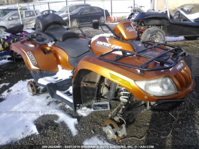 click here to view 2011 ARCTICCAT TRV550 at IBIDSAFELY