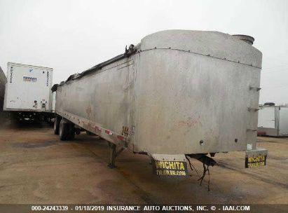 Salvage 2011 TRAVIS BODY & TRAILER END DUMP TRAILER for sale
