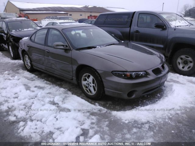 click here to view 2001 PONTIAC GRAND PRIX at IBIDSAFELY