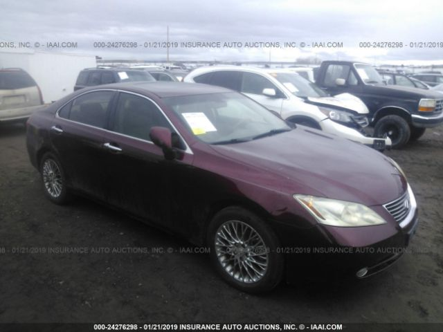 click here to view 2007 LEXUS ES at IBIDSAFELY