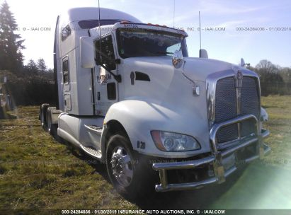 Salvage 2013 KENWORTH T660 for sale