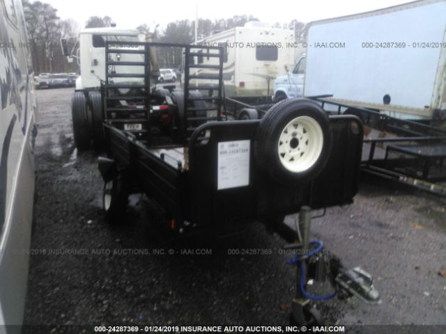 click here to view 2004 BLACKROCK UTILITY TRAILER at IBIDSAFELY