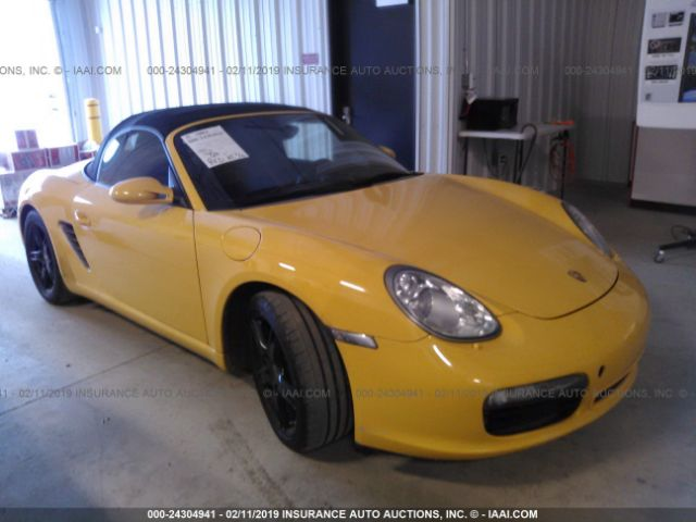 click here to view 2008 Porsche Boxster at IBIDSAFELY