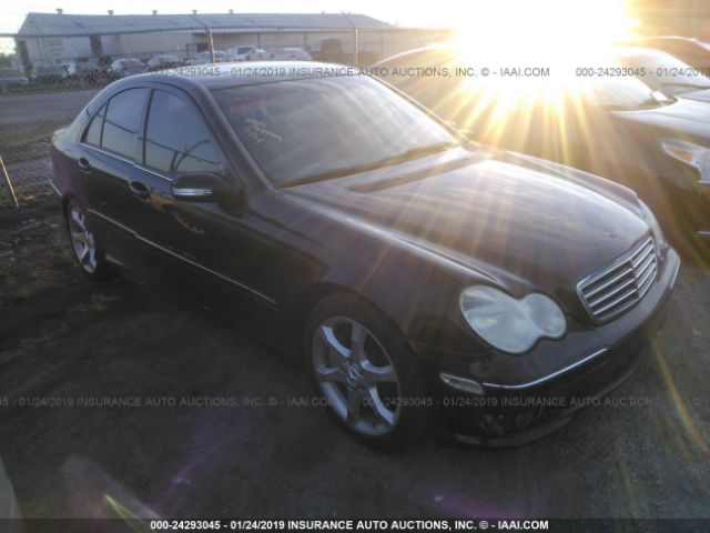 click here to view 2007 MERCEDES-BENZ C at IBIDSAFELY