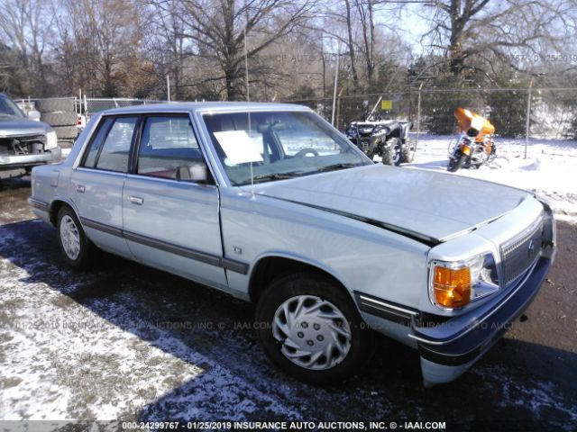 click here to view 1987 PLYMOUTH RELIANT at IBIDSAFELY