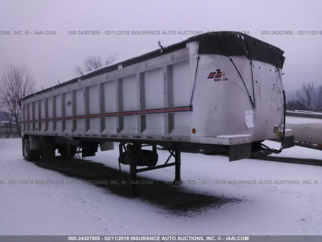 click here to view 1989 BENSON TRUCK BODIES X at IBIDSAFELY