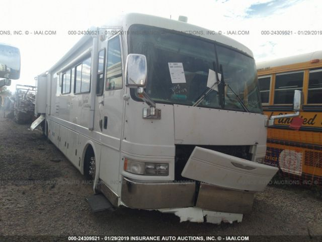 2000 SPARTAN MOTORS MOTORHOME - Small image. Stock# 24309521