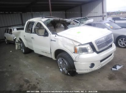 Salvage 2008 LINCOLN MARK LT for sale