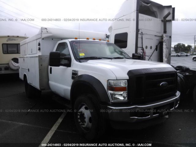 3830f86111 2008 FORD F550 - Small image. Stock  24314803
